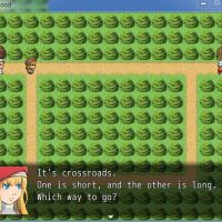 RPG Maker: '빨간 망토' 진행 기록